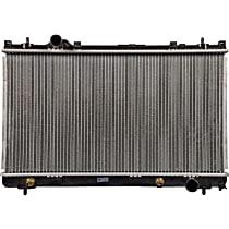 Aluminum Core Plastic Tank Radiator, 13.75 x 25.13 x 0.63 in. Core Size