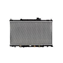 Aluminum Core Plastic Tank Radiator, 15.75 x 28.88 x 0.63 in. Core Size