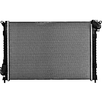 Aluminum Core Plastic Tank Radiator, 22.63 x 15.88 x 0.94 in. Core Size