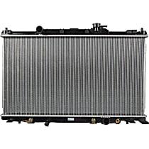 Aluminum Core Plastic Tank Radiator, 15.69 x 28.69 x 0.63 in. Core Size