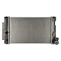3556 Aluminum Core Plastic Tank Radiator, 23.63 x 14.63 x 0.63 in. Core Size