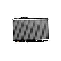 3643 Aluminum Core Plastic Tank Radiator, 14.75 x 26.63 x 0.63 in. Core Size