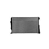 3646 Aluminum Core Plastic Tank Radiator, 23.63 x 15.31 x 1.25 in. Core Size