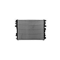 Plastic Tank Radiator, 27.49 in. L x 21.68 in. W x 1.23 in. D Core Size