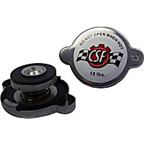 CSF Radiator Cap - 4539 - Steel, Sold individually