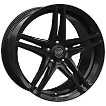 Black Finish Wheel - 20 in. Wheel Diameter X 11 in. Wheel Width