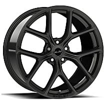 Gunmetal Finish Wheel - 20 in. Wheel Diameter X 11 in. Wheel Width