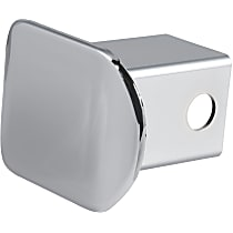 22171 Hitch Cover - Chrome, Plastic, Sold individually