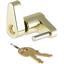 23022 Hitch Lock - Brass, Stainless Steel
