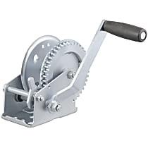 Curt 29424 Winch - Hand Crank, 1200 lbs., Universal