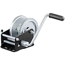 Curt 29428 Winch - Hand Crank, 1900 lbs., Universal