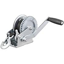 Curt 29435 Winch - Hand Crank, 1400 lbs., Universal