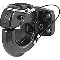 48215 Pintle Hook - Powdercoated Black, Universal, Sold individually