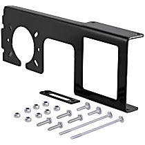 Curt 58003 Trailer Wire Connector Bracket - Universal