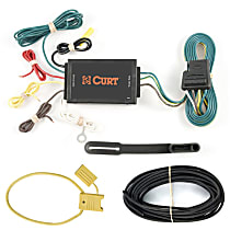 Curt 59146 Hitch Wiring Kits - Direct Fit