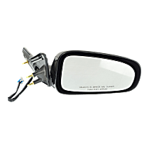 Mirror Non-folding Heated - Passenger Side, Paintable