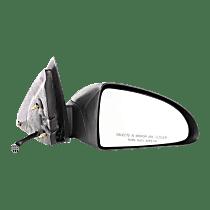 Mirror - Passenger Side, Power, Heated, Textured Black