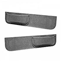 12-10K-DGR Door Panel Insert - Set of 2