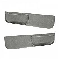 12-10K-LGR Door Panel Insert - Set of 2