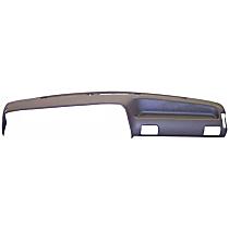 12-114-SGR ABS Plastic Dash Cover - Gray