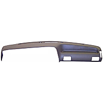 ABS Plastic Dash Cover - Gray