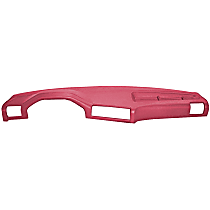 21-325LL-RD ABS Plastic Dash Cover - Red
