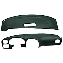 ABS Plastic Dash Cover - Green