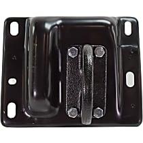 Front, Passenger Side Bumper Bracket - w/ Tow Hooks Bracket
