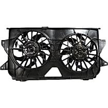 Radiator Fan - Fits From 1-31-05 V6 3.3L/3.8L Engine