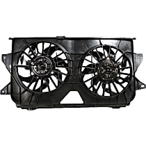 OE Replacement Radiator Fan - Fits From 1-31-05 V6 3.3L/3.8L Engine