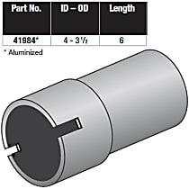 Aluminized Steel Exhaust Pipe