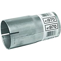41970 Aluminized Steel Exhaust Pipe - Connector-Pipe