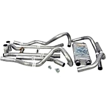 89021 Thrush Series - 1967-1974 Header-Back Exhaust System - Made of Aluminized Steel