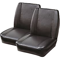 Seat - Low Back Bucket, Direct Fit, Sold individually