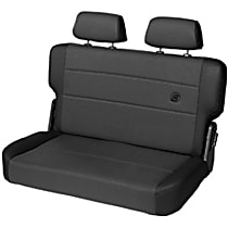Seat - Fold and tumble rear seat, Direct Fit, Sold individually
