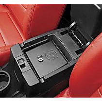 Bestop 42644-01 Storage Box - Powdercoated Black, Steel, Universal, Sold individually
