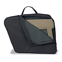 51660-01 Storage Bag - Black, Fabric, Direct Fit