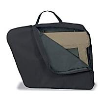 Storage Bag - Black, Fabric, Direct Fit