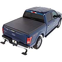 75308-15 Side Steps - Powdercoated Black, Aluminum, Rear Mount, Direct Fit, Sold individually