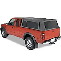 76301-35 Supertop Soft Bed Covers for Trucks Series Folding Tonneau Cover - Fits Approx. 6 ft. Bed