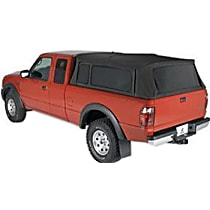 76302-35 Supertop Soft Bed Covers for Trucks Series Folding Tonneau Cover - Fits Approx. 6 ft. Bed