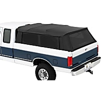 76309-35 Supertop Soft Bed Covers for Trucks Series Folding Tonneau Cover - Fits Approx. 5 ft. 6 in. Bed