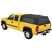 76315-35 Supertop Soft Bed Covers for Trucks Series Folding Tonneau Cover - Fits Approx. 8 ft. Bed