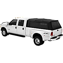 76317-35 Supertop Soft Bed Covers for Trucks Series Folding Tonneau Cover - Fits Approx. 8 ft. Bed