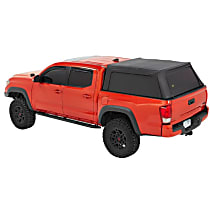 77301-35 Supertop Soft Bed Covers for Trucks Series Retractable Tonneau Cover - Fits Approx. 6 ft. Bed