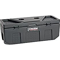 DZ6535P Storage Box - Black, Plastic, Direct Fit, Sold individually
