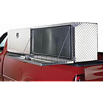 Dee Zee DZ79 Truck Tool Box - Diamond brite, Aluminum, Tool Box, Direct Fit, Sold individually