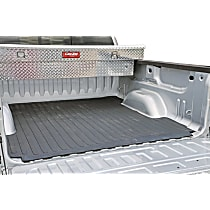 Dee Zee DZ86928 Bed Mat - Black, Rubber, Flat Bed Liner, Direct Fit, Sold individually