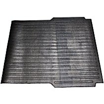 Dee Zee DZ86968 Bed Mat - Black, Rubber, Flat Bed Liner, Direct Fit, Sold individually