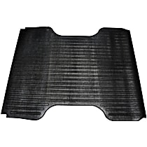Bed Mat - Black, Rubber, Flat Bed Liner, Direct Fit, Sold individually